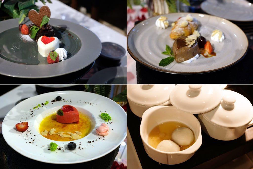Dessert Staion