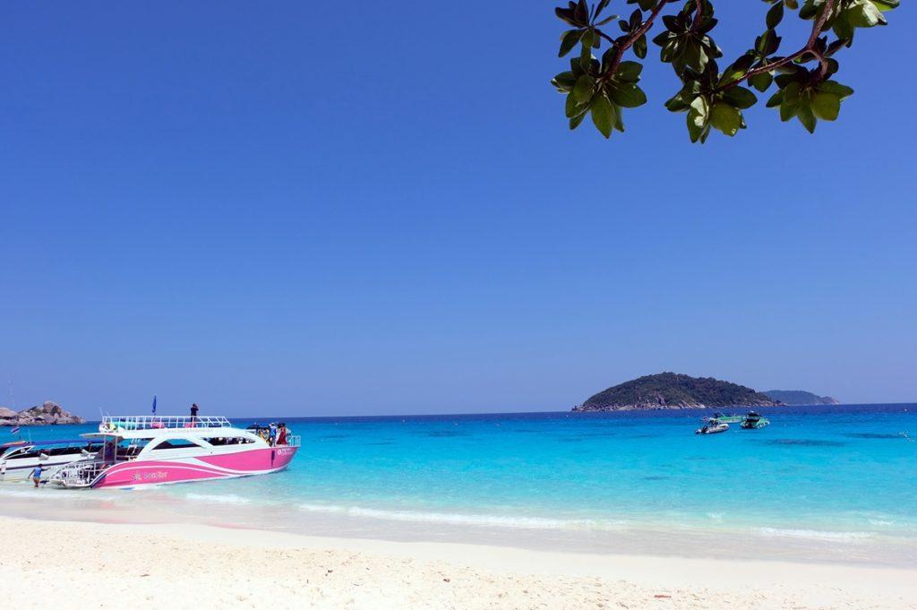 สุดยอดเกาะในฝันที่ต้องไปเยือน