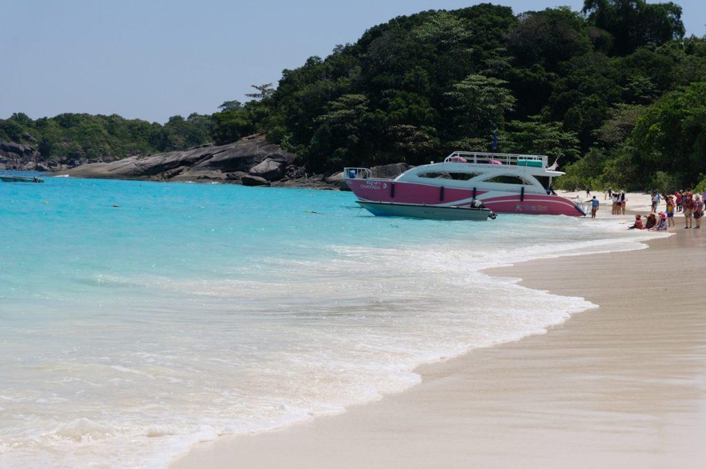หาดสวยมาก ยิ่งไม่มีคนเยอะ ยิ่งเริดมากแม่