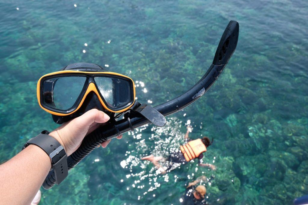 ได้เวลาดำน้ำดูปะการัง ปลาสวย ๆ แล้ว