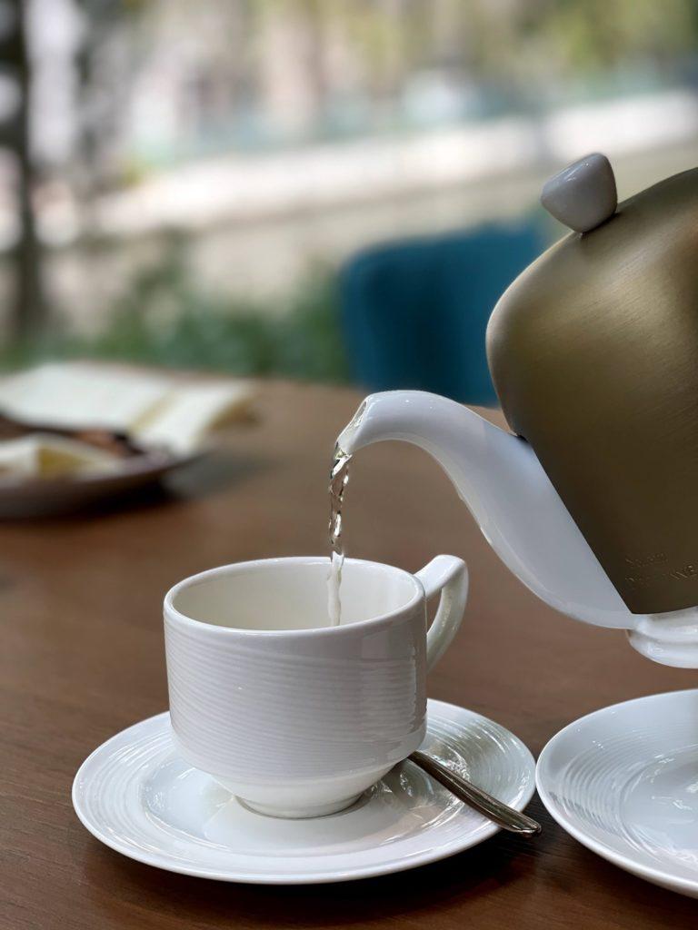 เลือกชา Milky Oolong