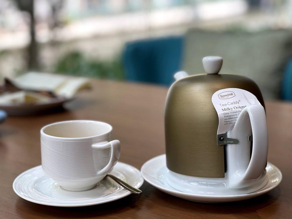 ชา Milky Oolong หอมมาก