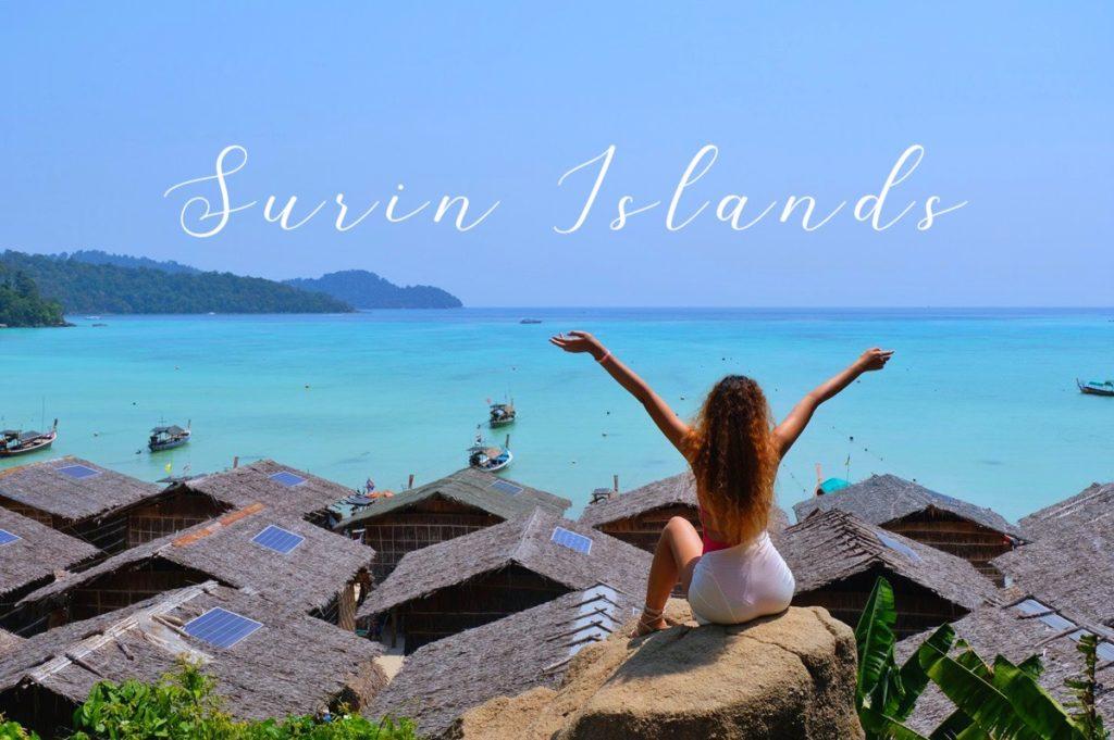 หมู่เกาะสุรินทร์ Surin Islands