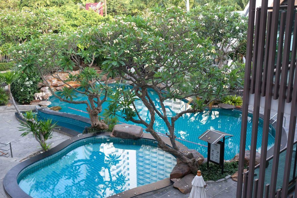 ทริปฟินฟิน 2 วัน 1 คืนที่ Prima Wongamat Hotel Pattaya