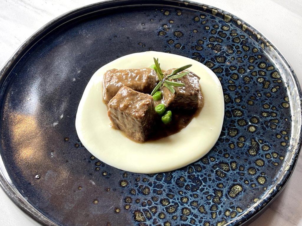สตูว์เนื้อออสเตรเลียนวากิว Stewed Australian Wagyu Beef