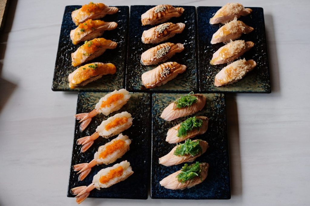 Sushi 4 Pcs.